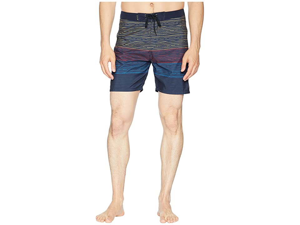Hurley Trailblaze 18 Boardshorts (Obsidian) Men
