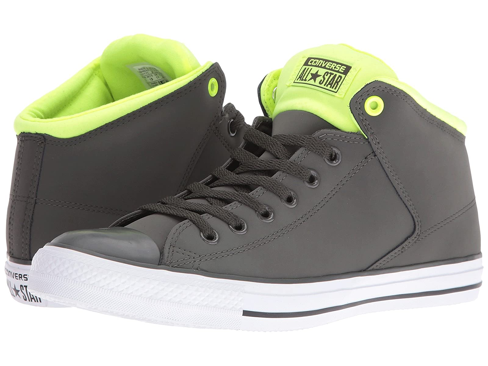 Converse Chuck Taylor® All Star® Leather Neoprene Street HiCheap and distinctive eye-catching shoes