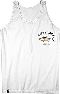 Salty Crew Ahi Mount Tank - White