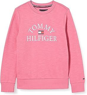 Tommy Hilfiger Essential Logo Sweatshirt Sudadera para Niños