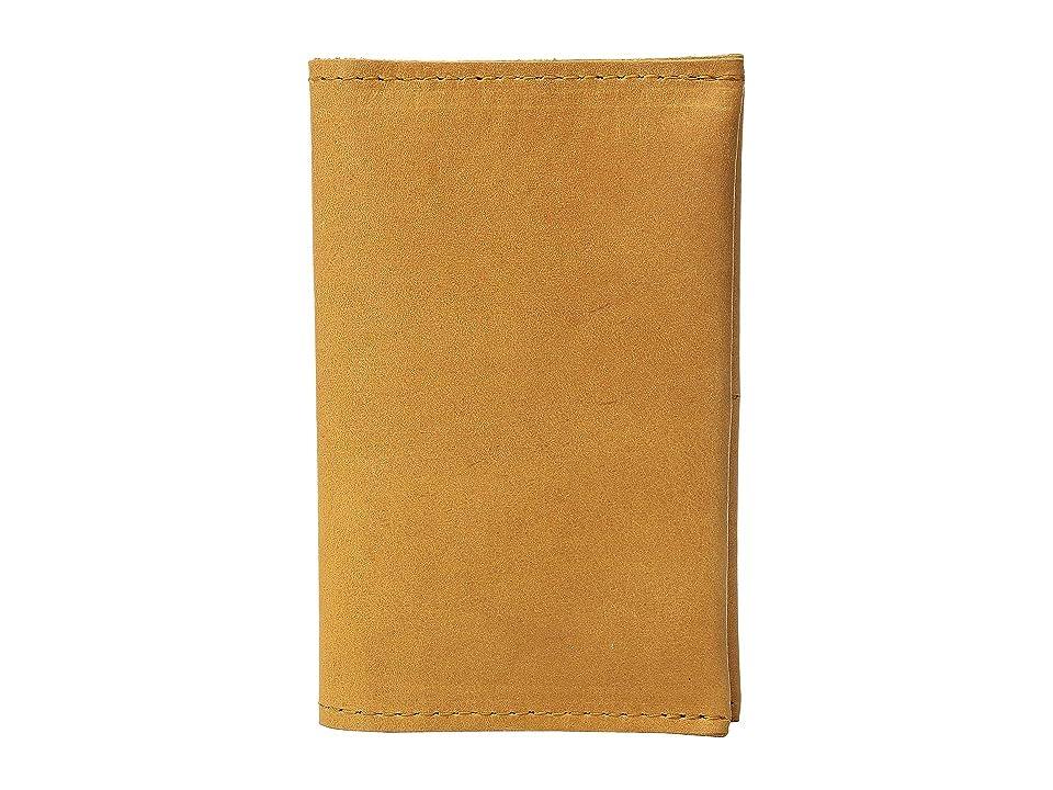 ABLE Alem Passport Wallet (Cognac) Handbags