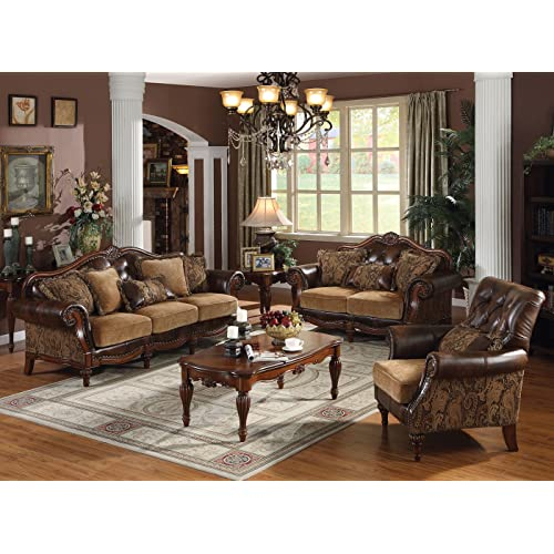 Formal Living Room: Formal Living Room Furniture Set: Amazon.com