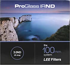 Lee Filters ProGlass 100mm IRND 3.0 ND 10 Stop Glass Filter 100x100mm