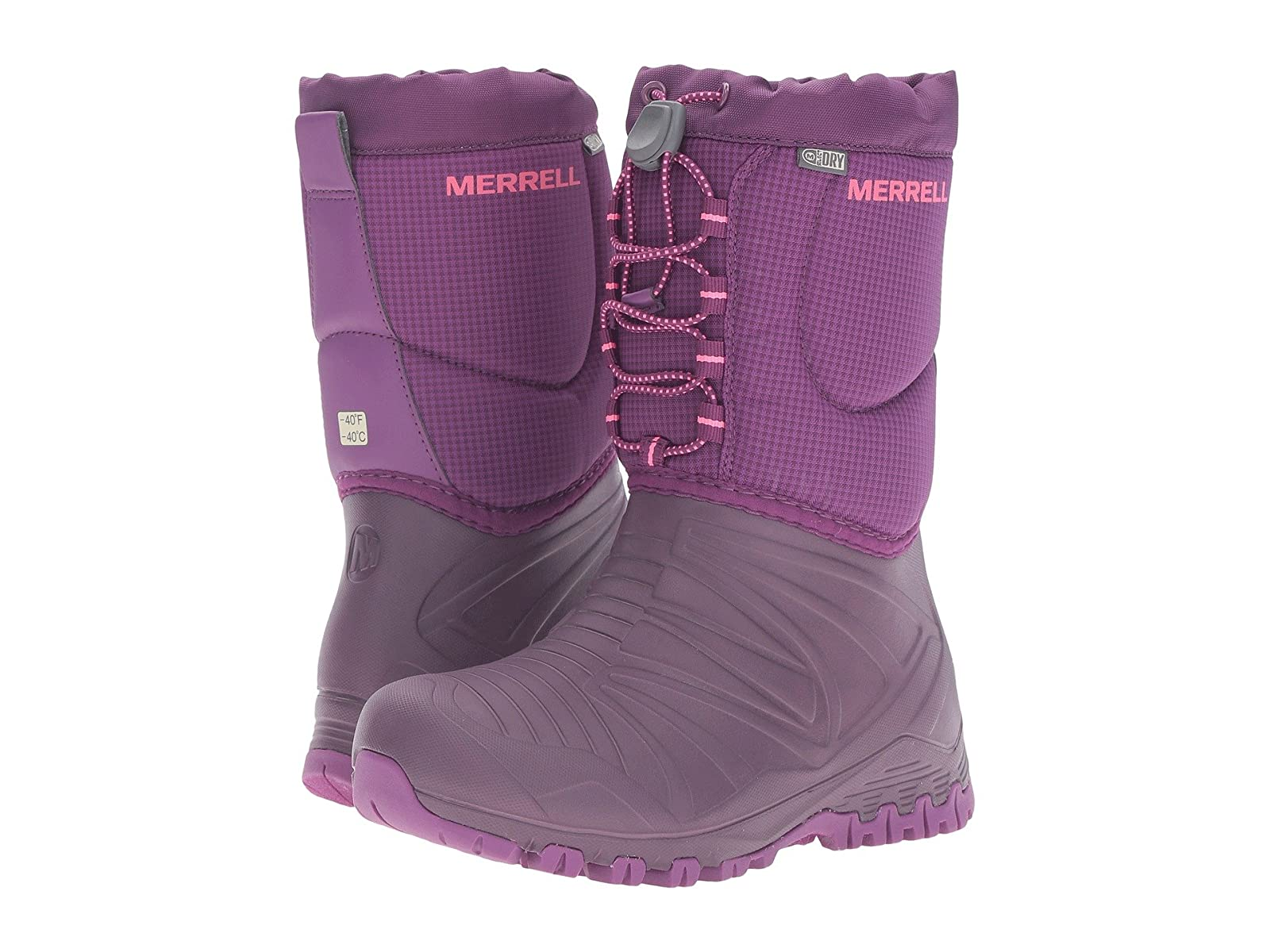 Merrell Kids Snow Quest Lite Waterproof (Little Kid)Cheap and distinctive eye-catching shoes