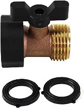 garden tap check valve