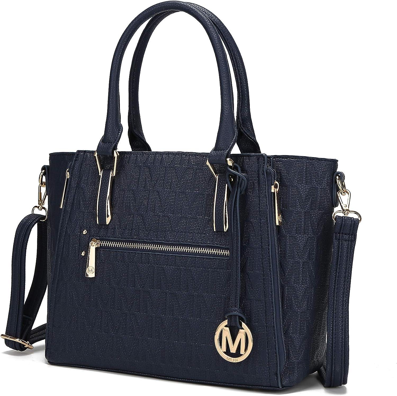 Cheap bargain MKF Special sale item Crossbody Shoulder Bag for Women Poc Leather Top PU – Handle