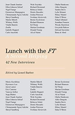 Lunch with the FT: A Second Helping