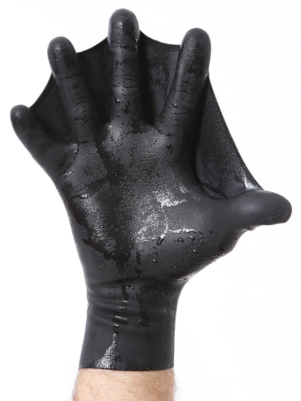 Darkfin電源手袋