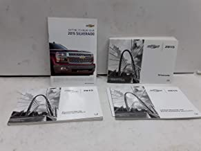 Best 2015 chevy silverado owners manual Reviews