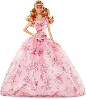 Barbie Signature-Birthday Wishes Doll, Multi-Colour, FXC76