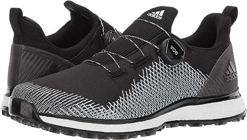 Core Black/Footwear White/Hi-Res Yellow