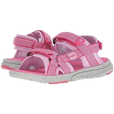 Kamik Kids Match (Toddler/Little Kid/Big Kid) (Rose) Girls Shoes