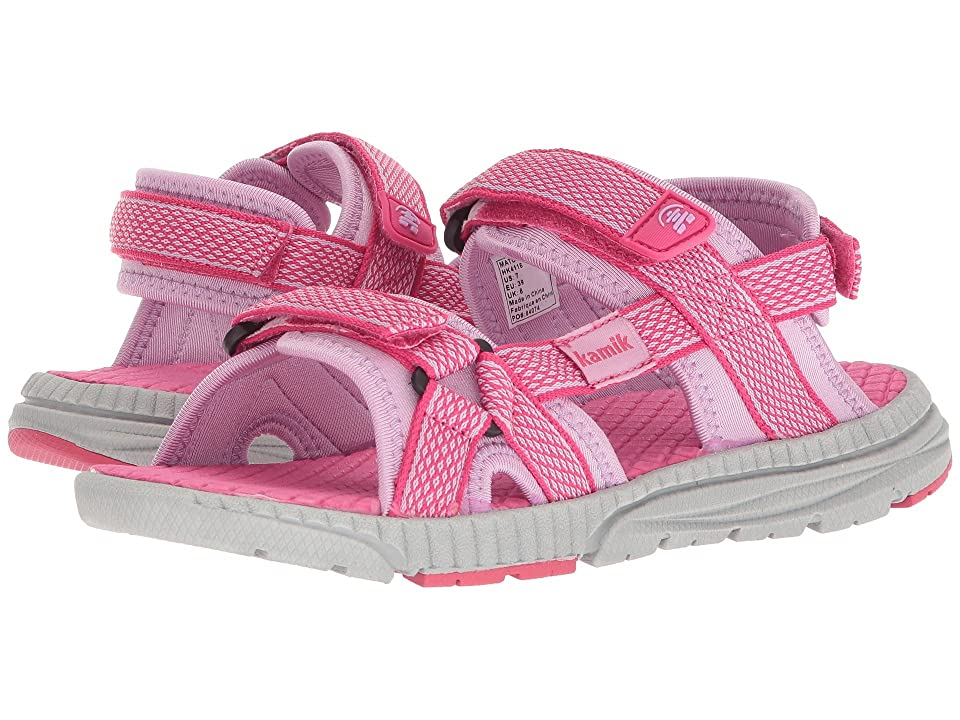 Kamik Kids Match (Toddler/Little Kid/Big Kid) (Rose) Girls Shoes
