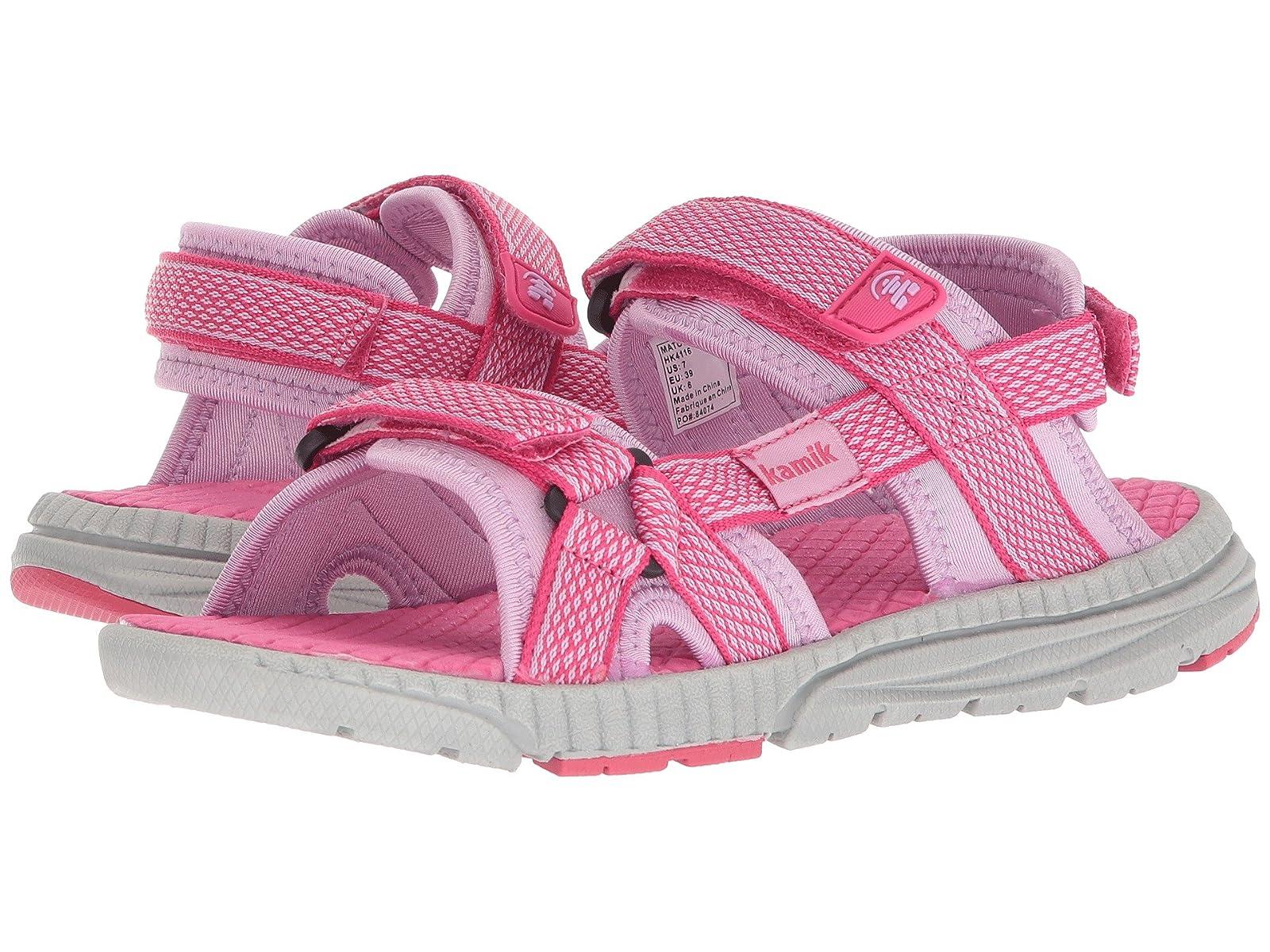 Kamik Kids Match (Toddler/Little Kid/Big Kid)Atmospheric grades have affordable shoes