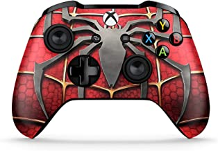 New Xbox Double Shock Wireless Pro Console Game Controller with Soft Grip Remote Controller & Exclusive Customized Version Skin