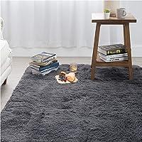 Bedsure Shag Area Rugs 4 x 5 Feet Deals