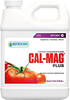 calcium carbonate foliar spray