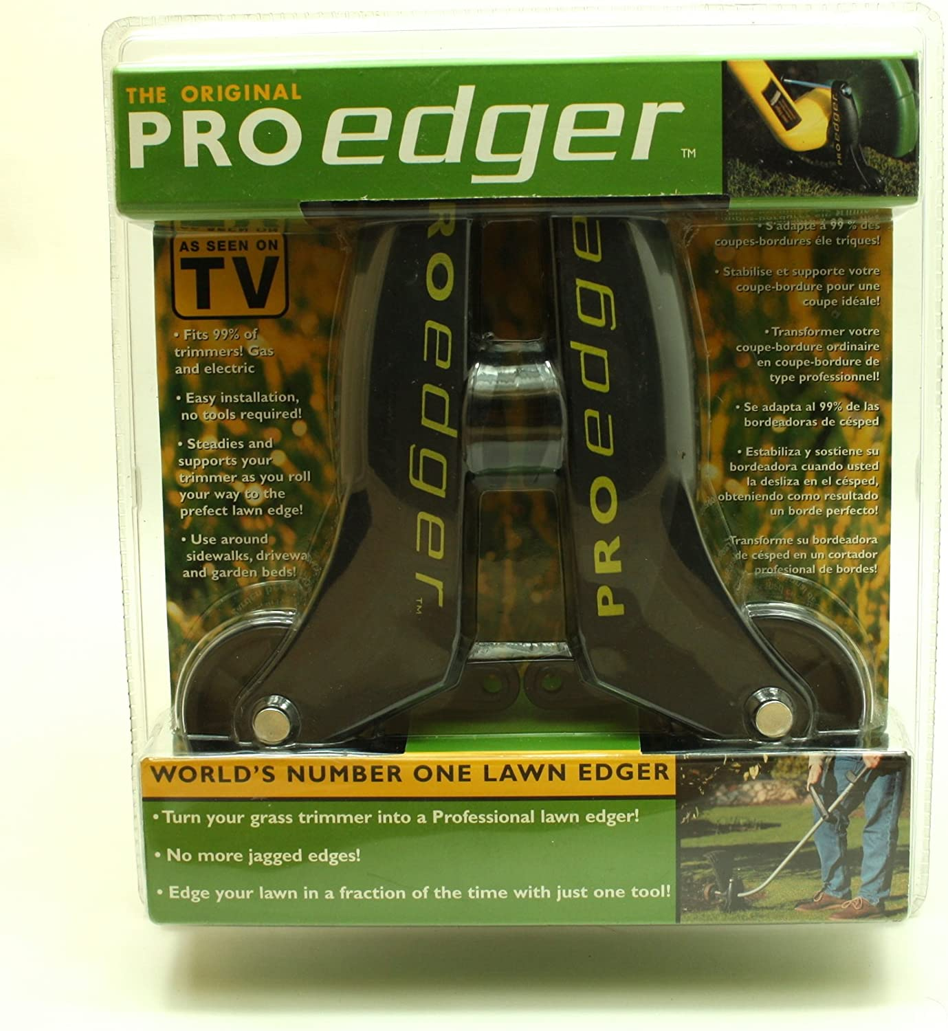 The Ultra-Cheap All items free shipping Deals Original Pro Edger Lawn Attachment Professional Edging