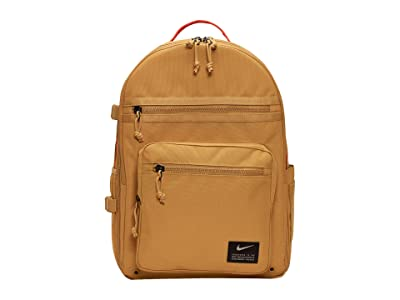 Nike Utility Power Backpack (Wheat/Wheat/Enigma Stone) Backpack Bags