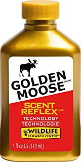 Wildlife Research 34814 Golden Moose (with Scent Reflex) (Synthetic)