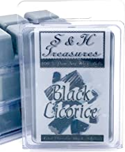 black licorice wax melts