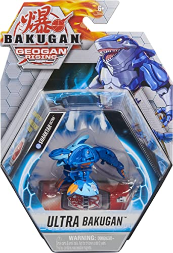 lowest Bakugan outlet online sale Ultra, Sharktar, 3-inch Tall lowest Geogan Rising Collectible Action Figure and Trading Card online sale