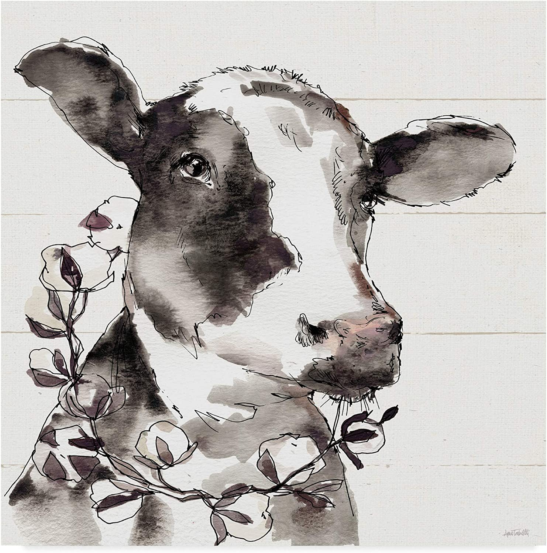 Trademark Fine Art Country Life IV Art by Anne Tavoletti, 14x14