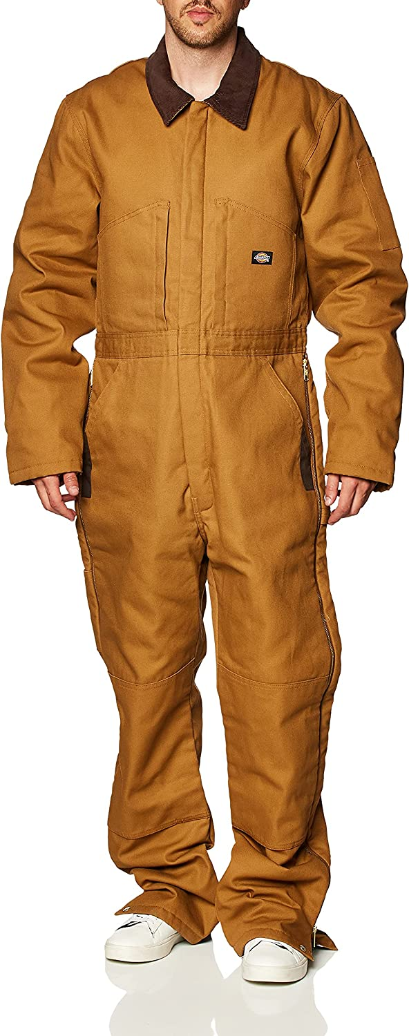 Dickies Men's Premium Insulated Duck Coverall Big-Tall
