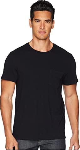 Hudson Crew Neck Pocket Tee