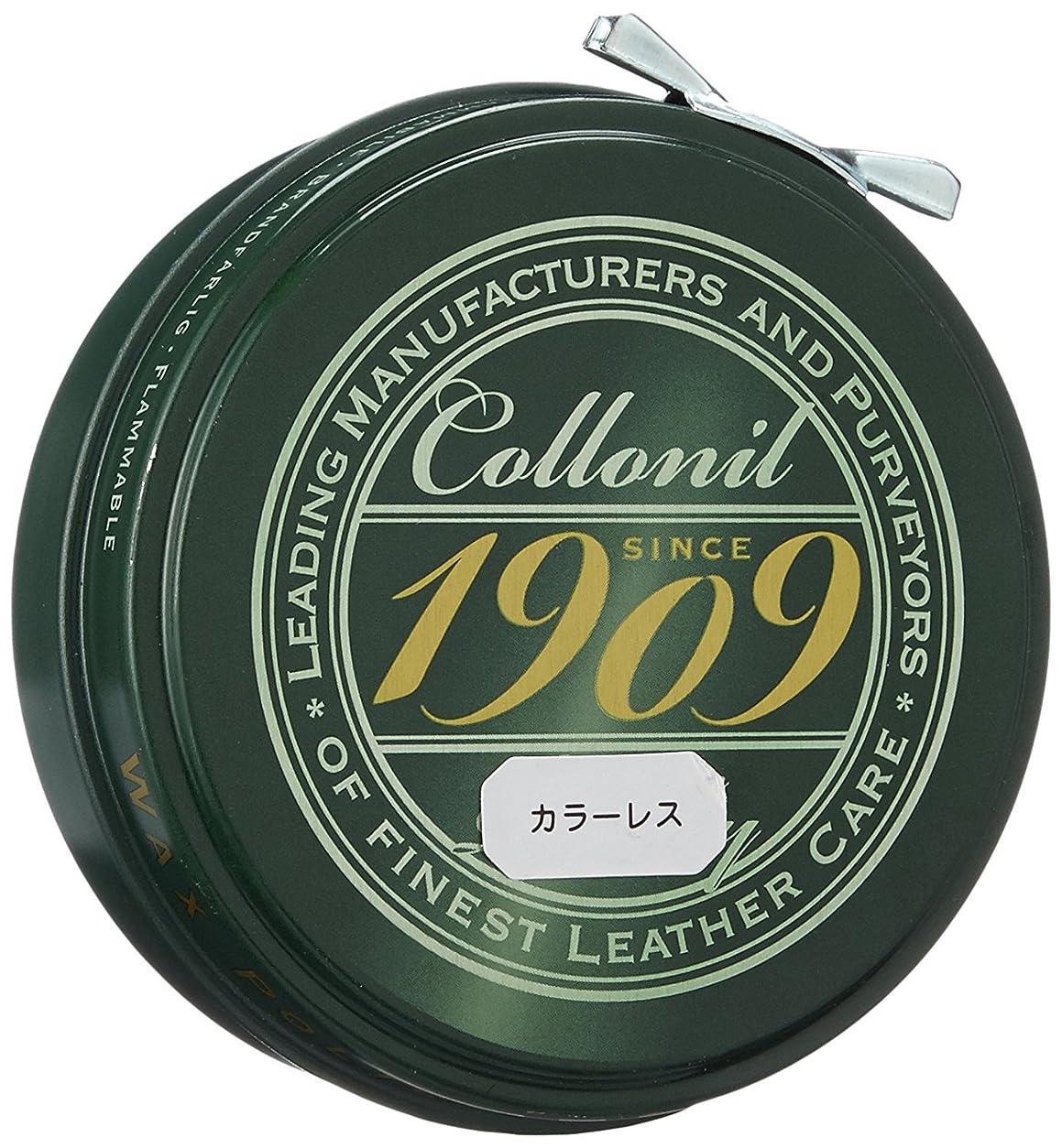 ケージストローク排泄するCollonil コロニル1909 ワックスポリッシュ 75ml wax