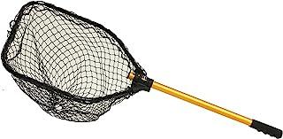 Frabill Power Stow Net 20x24 Hoop 36in Sliding Handle, Premium Landing Net