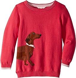 Artwork Sweater (Toddler/Little Kids/Big Kids)