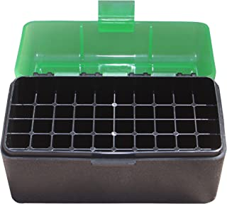 MTM 50 Round Flip-Top Rifle Ammo Box 220 Swift 243 308 Win