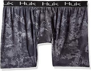 Huk Men's Camo Boxer Jock
