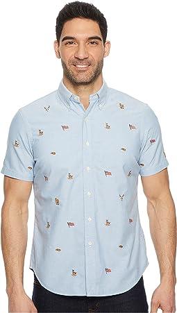Polo Ralph Lauren - Oxford Short Sleeve Sport Shirt
