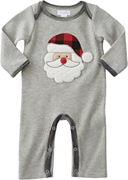 Mud Pie - Santa One-Piece (Infant)