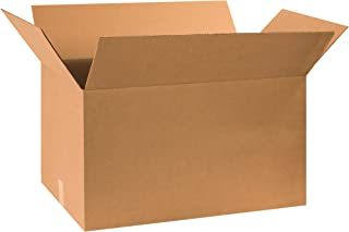 Boxes Fast BFAF301717 Double Wall Corrugated Cardboard Air Freight Shipping Boxes, 30
