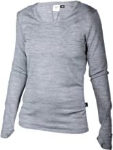 Merino 365 Women's New Zealand Merino, Long Sleeve Top, Thumbloops