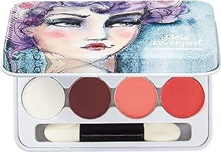 American Crafts 320783 JD Chalk Pastel Tin Eye Shadow