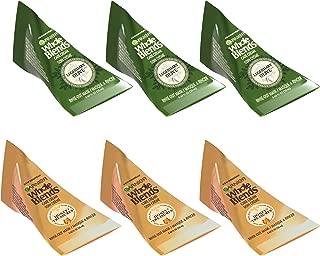 Garnier Hair Care Whole Blends Cream, Mask Multi Pack, Legendary Olive & Honey Treasures, 0.68 Fl Oz (Pack of 6)