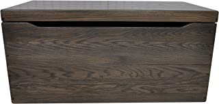 Amish Toy Chest, Hope Chest, Oak Wood 36