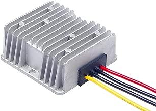 KNACRO DC 5V 6V 7V 8V 9V 10V 11V 5-11V to 12V 10A MAX 120W Step up Converter Regulator Waterproof Boost Power Module