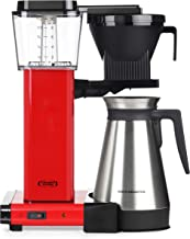 Moccamaster Filter koffiezetapparaat, KBGT 741, Rood