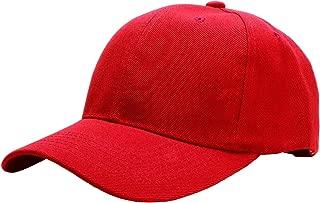 Best mens red baseball cap Reviews