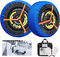 Best easy socks tire chains Reviews