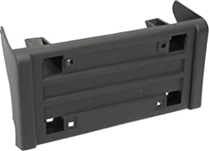 OE Replacement Chevrolet/GMC Front Bumper License Bracket (Partslink Number GM1068101)