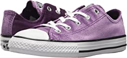 Chuck Taylor All Star Velvet - Ox (Little Kid/Big Kid)
