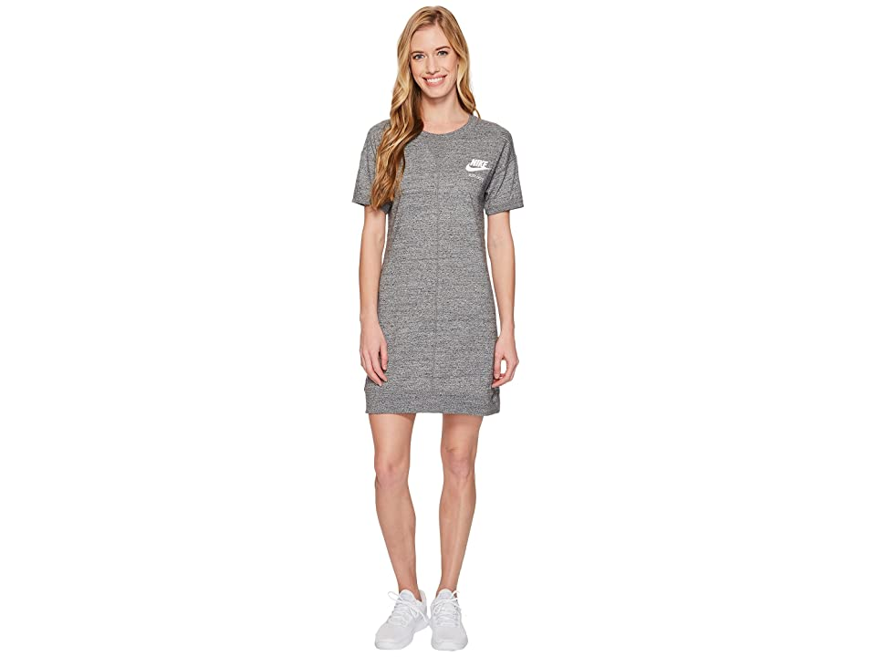Nike Sportswear Dress (Carbon Heather/Sail) Women