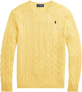 Yellows Sweaters Clothing Clothing Shoes Jewelry
