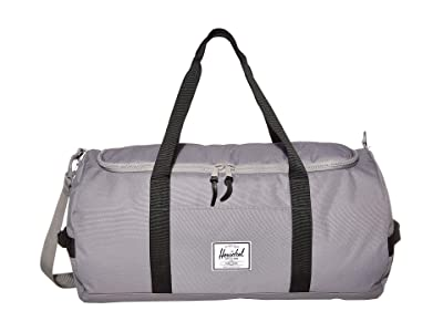 Herschel Supply Co. Sutton (Grey/Black) Duffel Bags